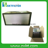 Filter der Fiberglas-materielle Druckluft-HEPA