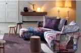 거실 가구를 위한 PU로 덮개를 씌우는 미국 소파 세트
