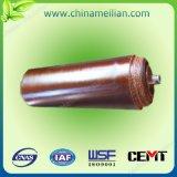 Tissu en verre de vernis d'isolation de silicones de la bonne qualité 2450/2451