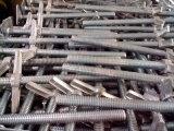 石大工フレームの足場調節可能なねじか販売または構築のためのジャックベースを水平にすること