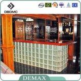 卸売価格の着色されたガラスレンガの装飾的なガラス・ブロック