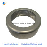 Peças de usinagem CNC de liga alumínio / latão / aço inoxidável costumes