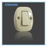 Diferentes Tipos de Mini Interruptor de Parede / Interruptor de Botão para América do Sul