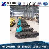 Matériel rotatoire de plate-forme de forage de foreuse de chenille d'approvisionnement d'usine