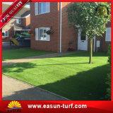Decorazione del giardino che modific il terrenoare il tappeto erboso sintetico dell'erba dell'erba artificiale per esterno