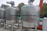 良質のステンレス鋼タンク