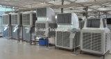 Enfriador de aire portátil Equipo Verde evaporativo para Industrial / Invernadero