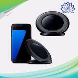 Vorlage für Samsung-schnelle aufladende drahtlose Aufladeeinheits-drahtlose Ladungqi-aufladenauflage für Rand /S7/S8 der iPhone Samsung-Galaxie-S7/S8+/S6 Rand-plus/Note5