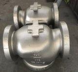 Bâti d'acier du carbone de bâti de capot de corps de parties du corps de soupape de commande