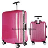 Bw1-054 ABSアルミニウムトロリー袋およびスーツケースの小屋のシンプレックス荷物