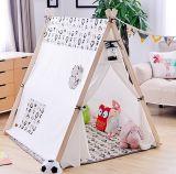 Хлопка холстины деревянная Поляк игра 100% детей ягнится шатер