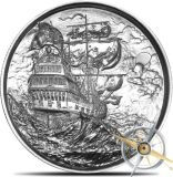 めっきされる旧式な銀はダイカストの記念品の円形浮彫りを