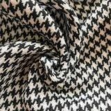 tela Houndstooth-Shaped de Oxford do jacquard 600d para sacos/bagagens/vestuário