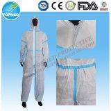 Bata no tejida disponible/fabricante protector de China de la bata