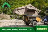 自動車の屋根の上のテントを使用して屋外のためのグループの自動キャンプテント
