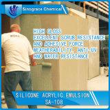 Emulsión de acrílico del silicón (SA-108)