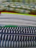 Hotalおよび病院のための100%年の綿かTcの寝具シートファブリック