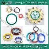 Selo personalizado do anel-O da borracha de silicone do bom desempenho