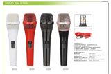 Micrófono sin hilos E1 del sistema de sonido audio de Sandy DJ