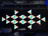 Крытая стена/влияние цветастый RGB 3 потолка в 1 3D украшении фона влияния СИД