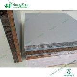 Панель UV сота сопротивления алюминиевого составная для панели ненесущей стены