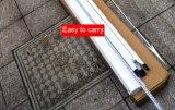 92 Zoll-beweglicher u. beweglicher Büro-Projektor-weißer Stativ-Projektions-Mattbildschirm für T92uwh