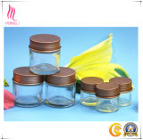 Косметические стеклянные опарникы/Sealable стеклянный опарник/стеклянный опарник конфеты