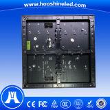 Tela de indicador do diodo emissor de luz da mão de preço do competidor P7.62 SMD3528 segundo