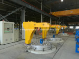 ギヤ、鎖、ベアリング、油圧コンポーネントのためのピットのタイプガスの窒化の炉