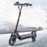 600W beweglicher elektrischer Roller mit F/R Schlägen, 70km Meilenzahl