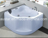 Jacuzzi de canto de 1050mm com CE e RoHS (AT-0744)