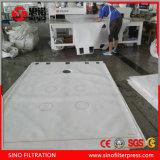 Imprensa da placa manual da alta qualidade e de filtro hidráulico do frame