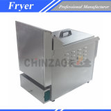 Matériel pour la friteuse profonde de gaz de Rapide-Nourritures (GZL-17)