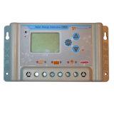 Régulateur solaire 12V 24V 30A pour système solaire avec écran LCD et USB SL03-30A