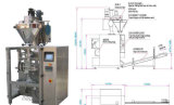 Máquina de rellenar semi automática Lineal Tipo de polvo seco