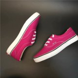 6 couleurs Canvas Stock Shoes