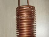 Bobine de cuivre de condensateur de réfrigérateur
