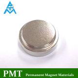 N48m om de Magneet van het Neodymium met de Groef van de Lijn