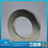 Подгонянные N52 магниты NdFeB неодимия диска кольца размера для диктора