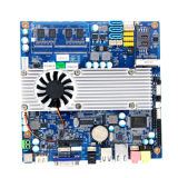 Mini industrielle Motherboards Intel-GM45 mit HDMI/VGA/8*GB