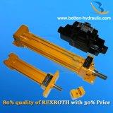 Cilindros de Rod de laço para o equipamento da indústria