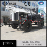 Jt300y High Performance / Price Ratio Portable Drilling Rig Equipment