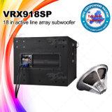 Vrx918spのアクティブ回線アレイサウンド・システム