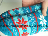 Winter-Männer und Frauen steuern die Anti Socken - glatte Socken automatisch an