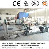 Рециркулировать машину для гранулирования для неныжных пластичных бутылок шампуня HDPE
