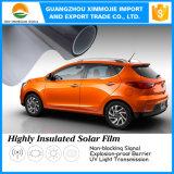 Películas automotrizes da película do indicador de carro da venda da isolação térmica isolação solar elevada das melhores que matiza a película