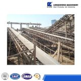 Transporte de correia mineral industrial do minério da eficiência elevada