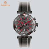 Sport casuale multifunzionale Watch72492 luminoso eccellente su ordinazione del cronografo dell'orologio del Mens