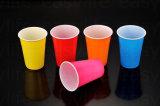 각종 처분할 수 있는 PP/PS 플라스틱 컵