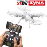 UAV en gros d'appareil-photo de Quadcopter HD de bourdon de Syma X5sw RC